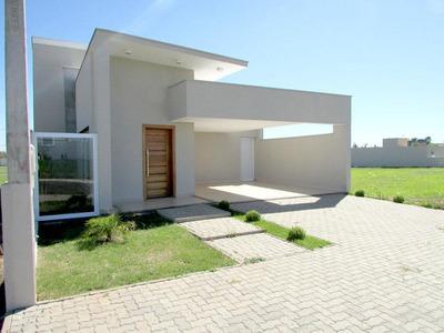 Casa Com 2 Dormitórios Para Alugar, 136 M² Por R$ 2.900/mês - Residencial Vivamus - Saltinho/sp - Ca2973