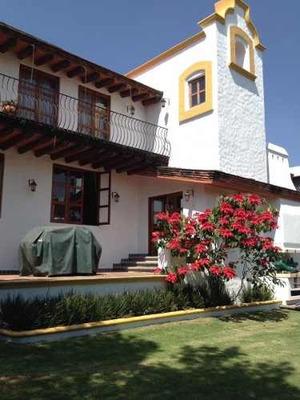 Casa En Renta Club De Golf Hacienda