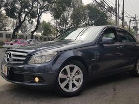 Mercedes-benz Clase C 200 Cgi Exclusive Aut A/c Q/c 1.8 T L4