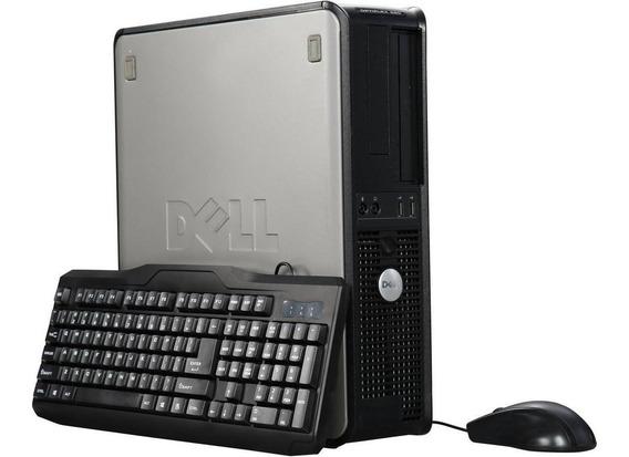 Cpu Dell Optiplex Core 2 Duo 8gb Hd 80gb Dvd Wifi