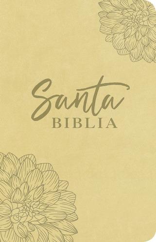 Imagen 1 de 2 de Biblia Grande Agape Flores Nueva Traducción Viviente