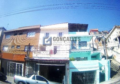 Venda Sobrado Sao Bernardo Do Campo Ferrazopolis Ref: 132257 - 1033-1-132257