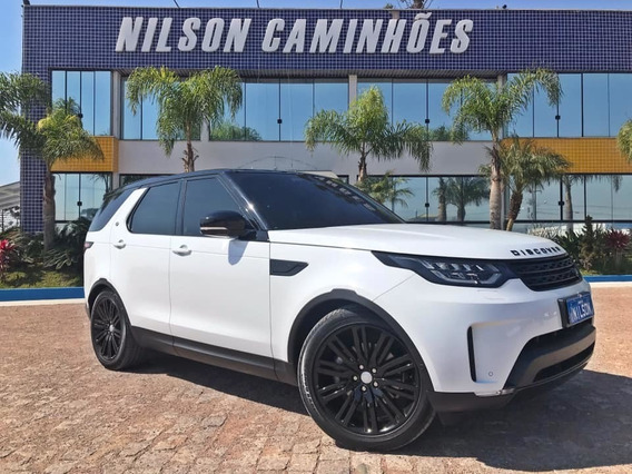Land Rover Discovery Hse, 4x4, 2018 Nilson Caminhões 0607