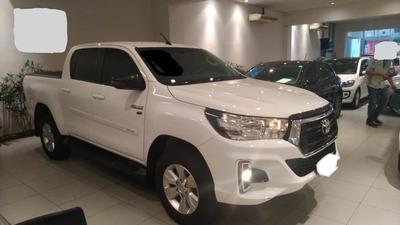 Toyota Hilux Sr 2.7 Flex Automática 2019 Blindado