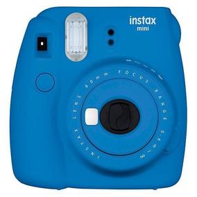 Câmera Inst Fujifilm Instax Mini 9 Flash/visor A Pilha