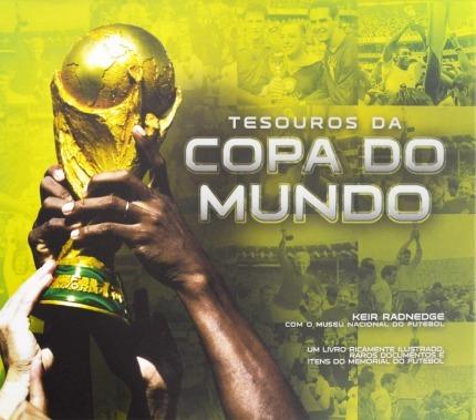 Tesouros Da Copa Do Mundo - Raro