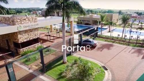 Terreno À Venda, 909 M² Por R$ 2.000.000,00 - Residencial Quinta Do Golfe Jardins - São José Do Rio Preto/sp - Te0848