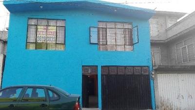 Casa Sola En Venta En Lomas De La Estancia, Iztapalapa, Distrito Federal