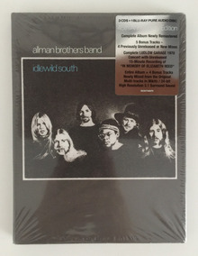 3 Cds + Blu-ray Allman Brothers Band Idlewild South Deluxe!!