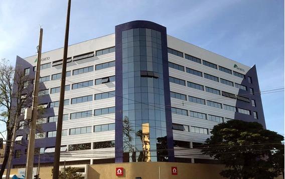 Sala Comercial Em Londrina - Pr - Sa0113_arbo