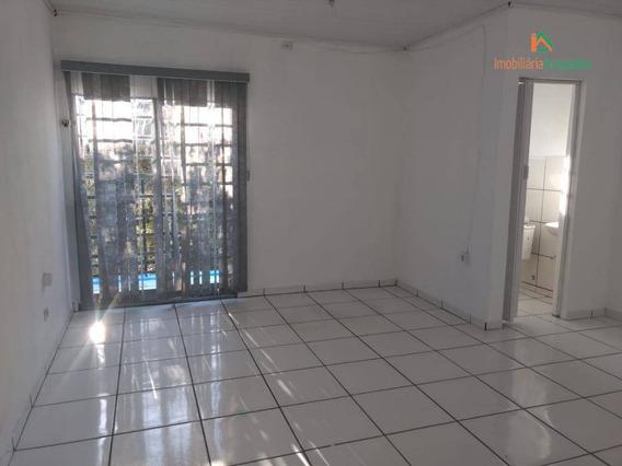 Sala Comercial Para Locação Em Araçoiaba,bairro Jardim Santa Cruz-sp. - Sa0014