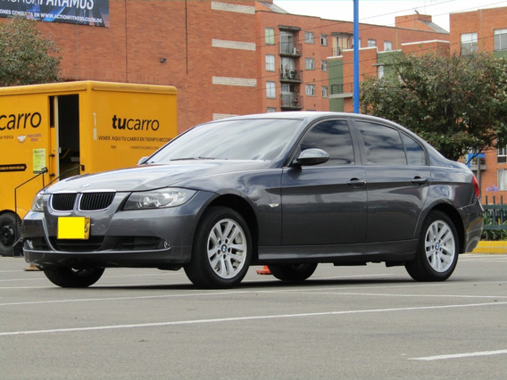 Bmw Serie 3 320i At 2000cc Aa Ab Abs Tc