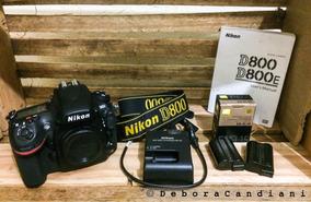 Camera Nikon D800 (corpo) 14k Clicks