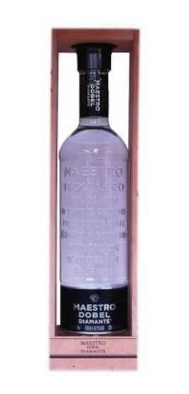Maestro Tequilero Tequila Dobel Diamante Botella 750ml