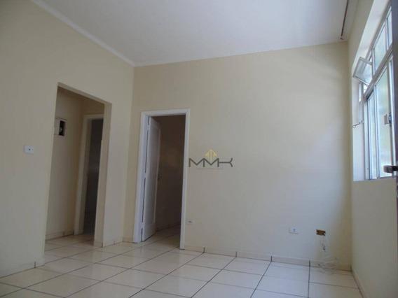 Locação 2 Dormitórios Av. Siqueira Campos - Boqueirão - Santos/sp - Próximo Hospital Guilherme Alvaro - Analisa Todas Garantias - Ap1348