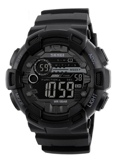 Relógio Masculino Esportivo Militar Skmei 1243 Prova D