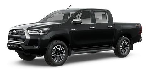 Toyota Hilux 4x4 D/c Srx 2.8 Tdi 6 A/t 2021