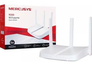 Router Inalámbrico Mercusys Mw305r, Wifi N De 300mbps