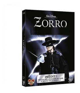 El Zorro (1957) - Completa - Dvd