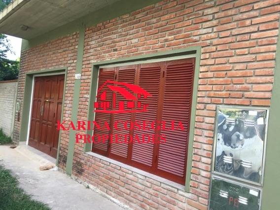 Departamento 3 Ambientes En Planta Baja .pilar