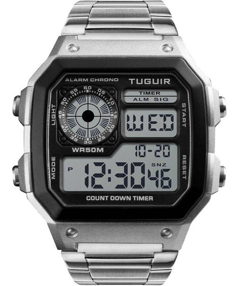 Relógio Tuguir Masculino 6214