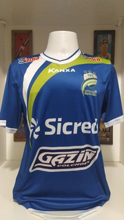 Camisa Futebol Luverdense Kanxa Azul