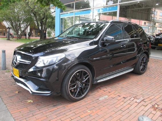 Mercedes Benz Gle 63 Amg