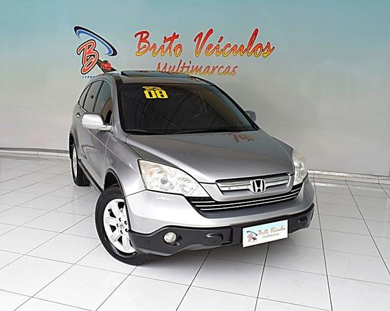 Honda Crv 2.0 Exl 4x4 16v Gasolina 4p Automático 2008