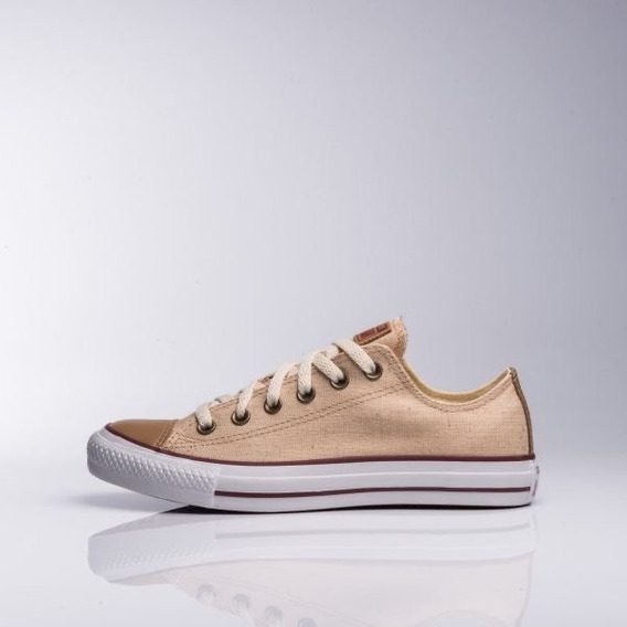 Converse All Star Lino Ox Natural