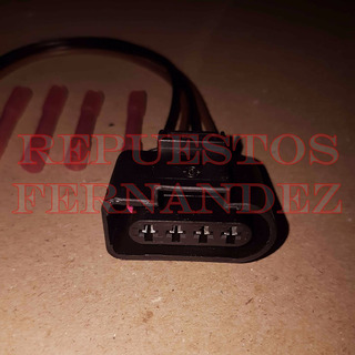 Conector Enchufe Bobina 1.8t 2.0 Tfsi Fox Seat Volkswagen