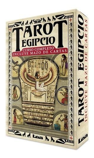 Tarot Egipcio En Caja - Jeremy Mitchell