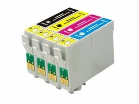 Cartucho Compativel Epson Kit: 631 / 632 / 633 / 634