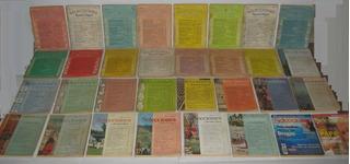 Lote 32 Revistas Selecciones Readers Digest Antiguas 1940