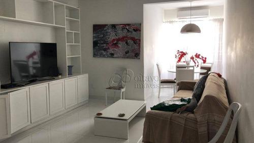 Apartamento À Venda, 120 M² Por R$ 1.350.000,00 - Copacabana - Rio De Janeiro/rj - Ap1135