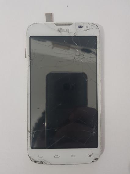 Display Perfeito Touch Trincado Lg D325f8 Lgl70