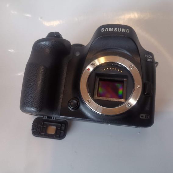 Camara Samsung Nx30 Mirrorless Body Juevestv
