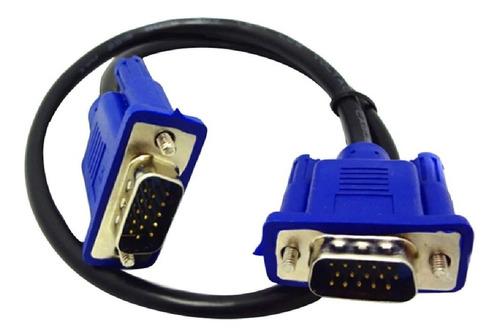 Cable Vga De 3 Metros Con Doble Filtro Para Monitor Nuevo