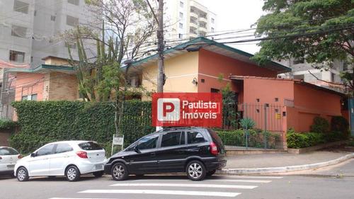 Casa Com 3 Dormitórios, 360 M² - Venda Ou Aluguel - Campo Belo - São Paulo/sp - Ca2302