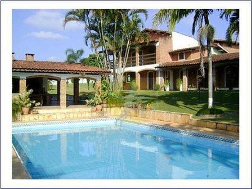 Chácara À Venda, 3000 M² Por R$ 1.500.000,00 - Jardim Estância Brasil - Atibaia/sp - Ch0625