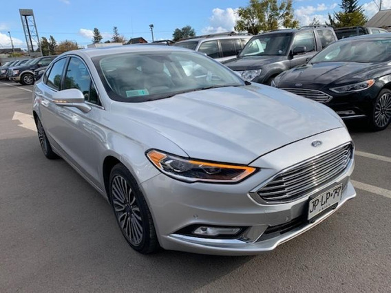 Ford Fusion 2.0 2017