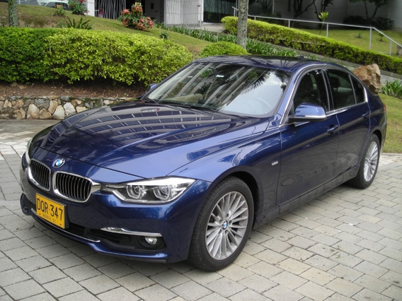 Bmw 320i Luxury 2017 Secuencial