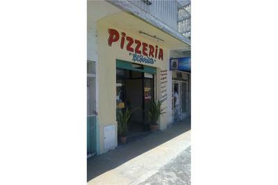 Venta Fondo De Comercio Pizzeria En San Miguel
