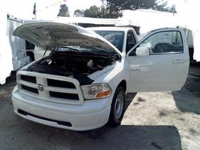Camioneta Pick-up Dodge Ram-1500, Mod. 2011 Originalita