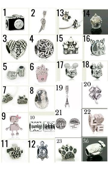 Elige Pack 10 Charms Dijes Quedan Con Pandora Envío