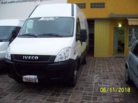 Iveco Daily 3.0 Furgon 55c170h2 155cv 12.3m3 3300