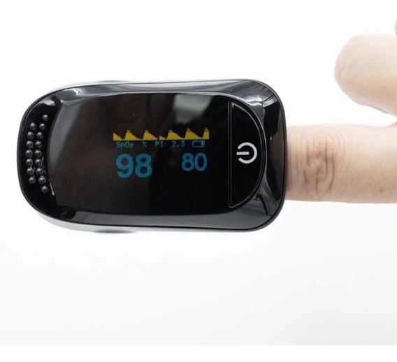 Oximetro De Pulso De Dedo Pediatrico Y Adulto Portatil Digit