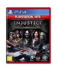 Injustice: Gods Among Us (ultimate Edition) - Ps4