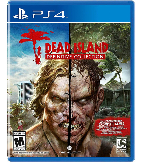 Dead Island: Definitive Collection Ps4 Game