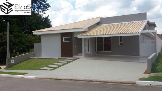 Casa A Venda No Bairro Engordadouro Em Jundiaí - Sp. - Ca0020-1