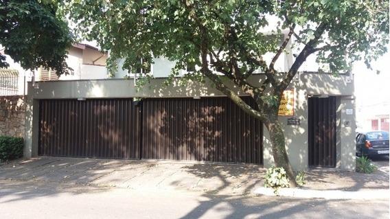 Sobrado Com 4 Dorms, Brooklin Paulista. - H-0004